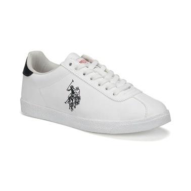 U.S. Polo Assn. Tabor Wt 9Pr Kadın Sneaker Ayakkabı Beyaz